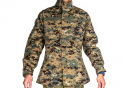 Propper Battle Rip ACU Coat ( Woodland Digital MD / Long )