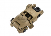 Magpul PTS MBUS 2 Rear Back-Up Sights (Dark Earth)