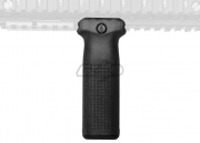 PTS Enhanced Polymer Vertical Fore Grip for Lipo Battery (Black)