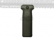 PTS Enhanced Polymer Vertical Fore Grip for Lipo Battery (Olive Drab)