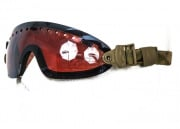 Smith Optics Boogie Sport Regulator Goggle (Multicam Strap/Ignitor)