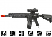 "SOCOM Gear Full Metal Polar Star Barrett REC7 14.5"" RIS HPA Airsoft Gun"
