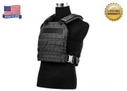 Specter Modular Plate Carrier 2 (Black/MPC2/Tactical Vest)