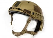 Spartan Head Gear BJ Type Helmet (Dark Earth)