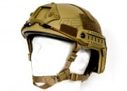 Spartan Head Gear MH Type Helmet ( Dark Earth )