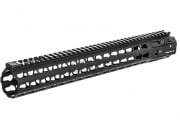 "Strike Industries 15"" Mega Fins XL Handguard KeyMod Rail (Real Firearm/Black)"