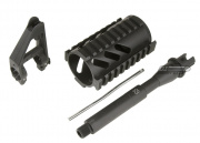 Airsoft GI Stubby RIS & Front Assembly for M4