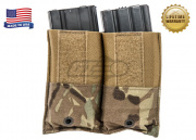Shellback Tactical Banshee Two Mag Kangaroo Pouch (Multicam)