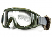 Tactical Crusader ProTac Goggles (Green)