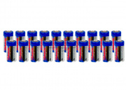Tenergy CR123A 3.0V 1400mAH Lithium Battery (20 Pack)