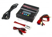Tenergy TB6AC 50W/5A Dual Power Balancing Battery Charger for NiMH/NiCd/LiPo/Li-ion/LiFePO4