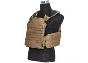 Lancer Tactical Plate Cut Plate Carrier (Coyote Brown)