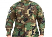 Tru-Spec Tactical Response BDU Shirt (Woodland/L/Regular)