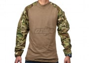 Tru-Spec Combat Shirt (Multicam/Coyote/2XL/Long)