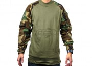 Tru-Spec Combat Shirt (Woodland/XL/Regular)