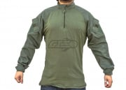 Tru-Spec Tactical Response BDU Shirt 50/50 Nylon Cotton Ripstop (Olive Drab/XL-Long)