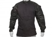 Tru-Spec Tactical Response Combat Shirt (Multicam Black/L/Long)