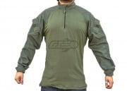 Tru Spec TRU Tactical Response 1/4 Zip Combat Shirt (OD/XXL/Regular)