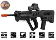 Elite Force IWI Tavor TAR-21 AEG Airsoft Gun (Black/Elite Series)