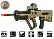 Elite Force IWI Tavor TAR-21 AEG Airsoft Gun ( Tan / Elite Series )