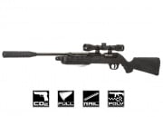 Umarex Fusion .177/4.5mm CO2 Pellet Rifle w/Scope Airgun