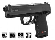 Elite Force H&K USP Spring Pistol Airsoft Gun (Black)