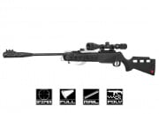 Umarex Ruger Targis Hunter .22 Cal Pellet Break Barrel Rifle Airgun (Black)