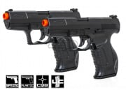 Elite Force Walther P99 Spring Powered Pistol Airsoft Gun Duelers Kit
