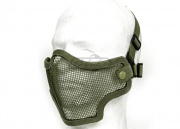 Valken Tactical 2G Wire Mesh Tactical Mask (OD)