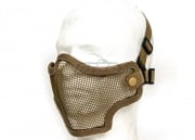 Valken Tactical 2G Wire Mesh Tactical Mask (Tan)