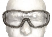 Valken V-TAC Axis Airsoft Goggles (Clear)