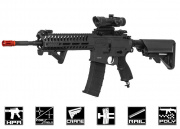Valken V12 Optima Block II M4 Carbine HPA Airsoft Gun (Black)