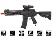 Valken Optima BLOCK I M4 Carbine With Valken V12 Engine Airsoft Gun (Black)