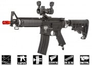 Valken Ultra SBR M4 Carbine With Valken V12 Engine Airsoft Gun (Black)