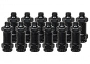 Valken Tactical Dumbbell Thunder V Grenade Shells - 12 Pack (Black)