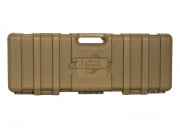 VFC Stackable Hard Case with Foam Inserts (Tan)