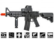 VFC Full Metal VR16 Fighter CQBR AEG Airsoft Gun