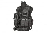 VISM Zombie Zombat Tactical Vest Kit (Black)