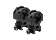 "NcStar Tactical Series 30mm Ring w/1"" Spacers - 1.3""H"