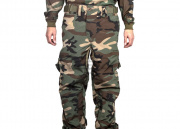 V-TAC Echo Combat Pants (Woodland/XX-Small)