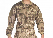 V-TAC Echo Combat Shirt (Medium/V-Cam)
