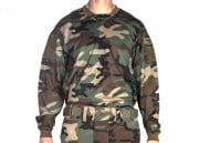 Valken V-TAC Echo Combat Shirt ( Woodland / Medium )