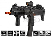 WE SMG8 Gas Blow Back Airsoft Gun (Black)