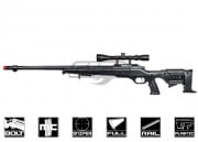 Well M728 Bolt Action Airsoft Sniper Rifle Airsoft Gun (Scope Package Deal)