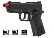 Well Full Metal 1911 G291 CO2 Non-Blowback Pistol Airsoft Gun