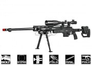 Well MB4411B Bolt Action Spring Sniper Rifle Airsoft Gun (Black)