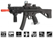 ( Discontinued ) ICS Full Metal MX5-Pro MS1 AEG Airsoft Gun