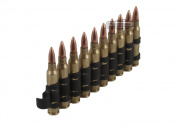 AMP 5.56mm NATO Linked Dummy Rounds (x10)