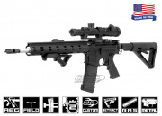 Airsoft GI Custom Full Metal Daniel Defense M4 V7 AEG Airsoft Gun