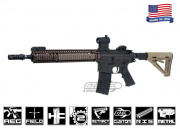 Airsoft GI Custom Full Metal Colt M4 Strong-Arm SOPMOD Block 2 Airsoft gun